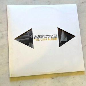 John Coltrane The Lost Album Vinyl Record